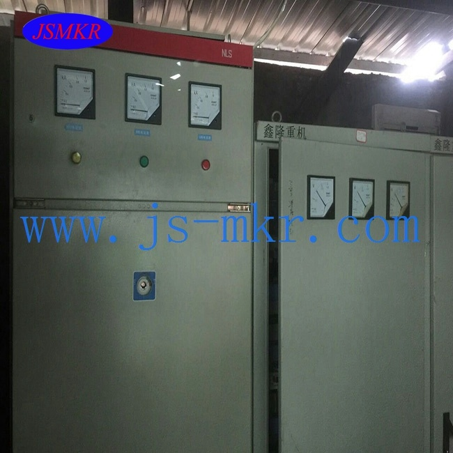 Used Electric Induction Medium Frequency Furnace