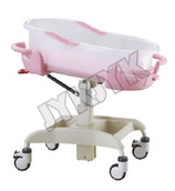 Air Spring Tilting Hospital Bassinet for Baby