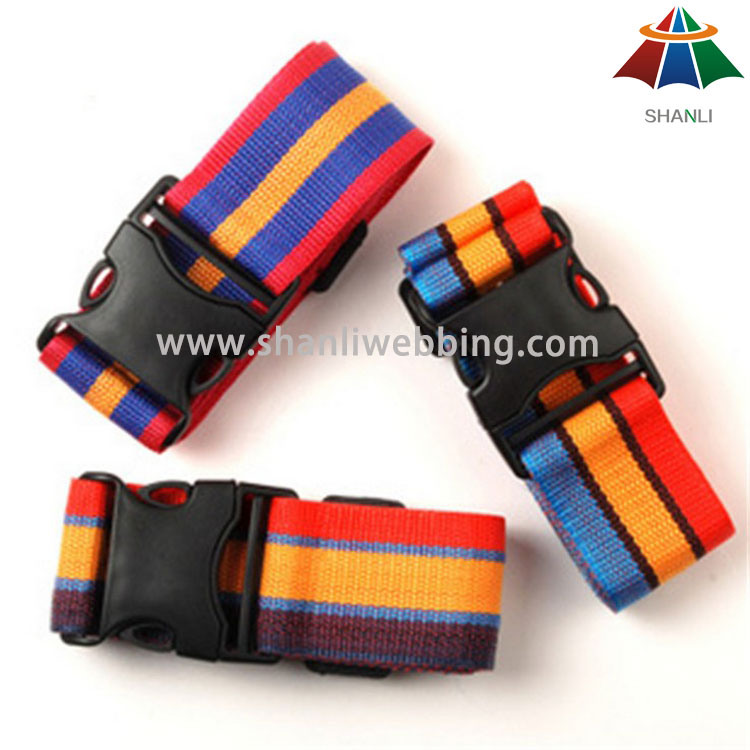 Factory Direct Personalized Luggage Belt Straps