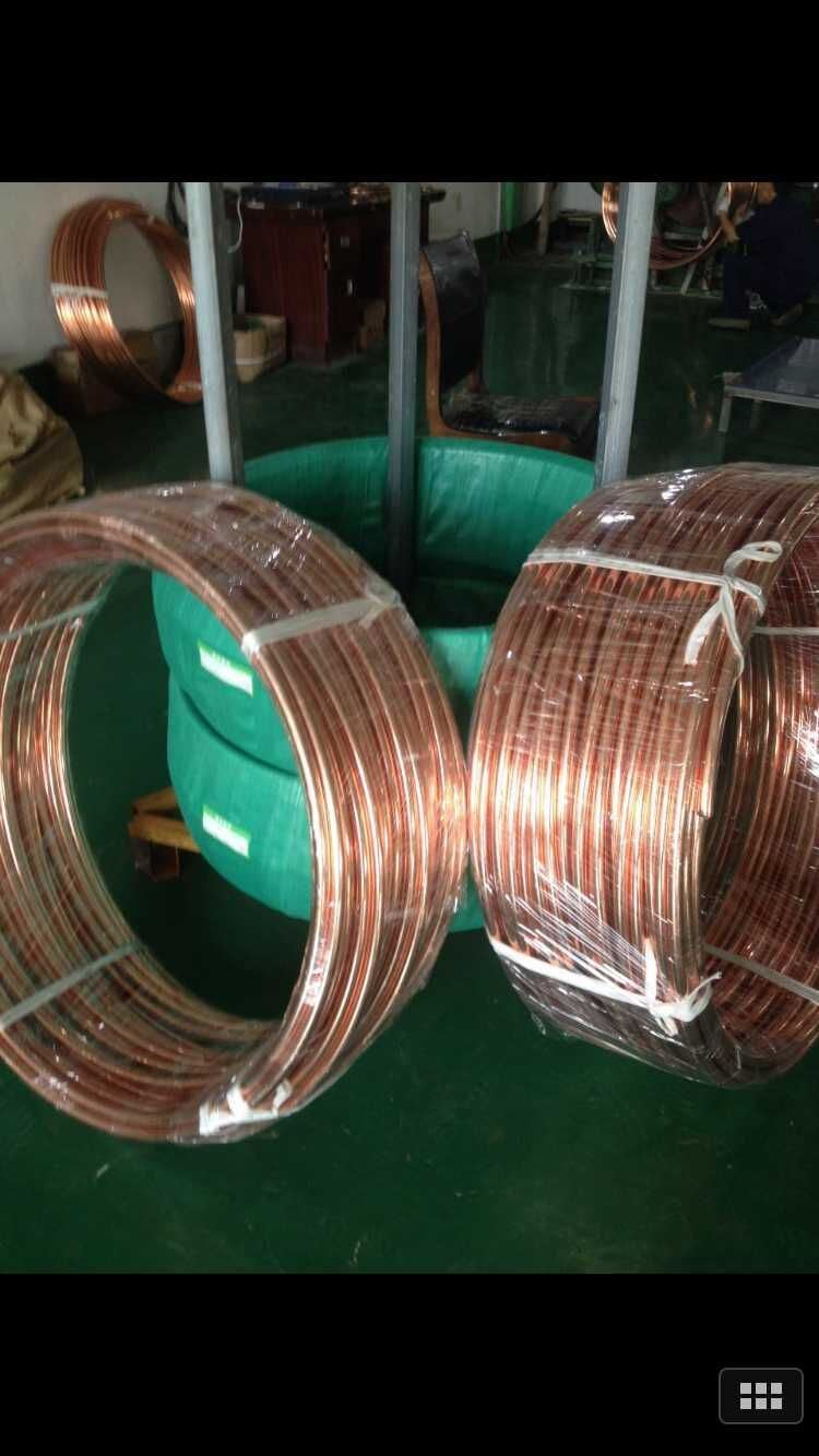 Copper Coated Steel Solid Round Conductor Best Price