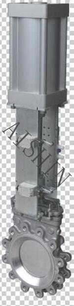 Knife Gate Valve (Automatic wafer type)