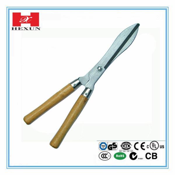 Chromed Blade Aluminium Handle Garden Cutting Shears