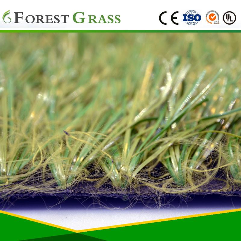 Field Green Artificial Turf for Multi Sports Field, Soccer Grass
