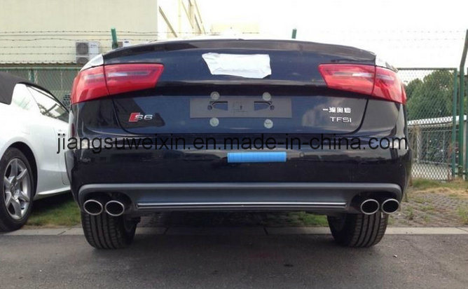 """Stainless Steel S6 2013-2014"""" Exhaust Pipe Kit System"""