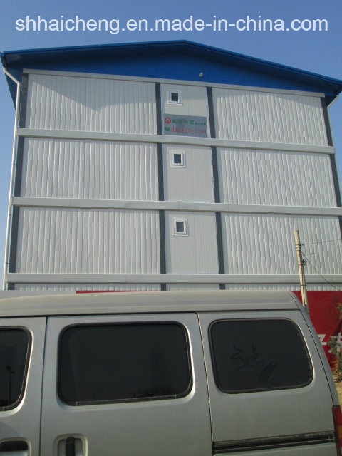 Modular Temporary Container Camps Shelter Donga for Sale