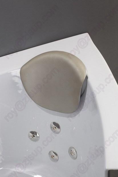 CE ISO9001 ABS Indoor Corner Massage Bathtub (CL-340)