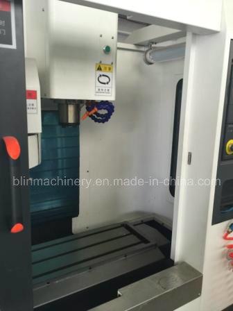 BL-S360economical Small CNC Machining Center CNC Milling Machine