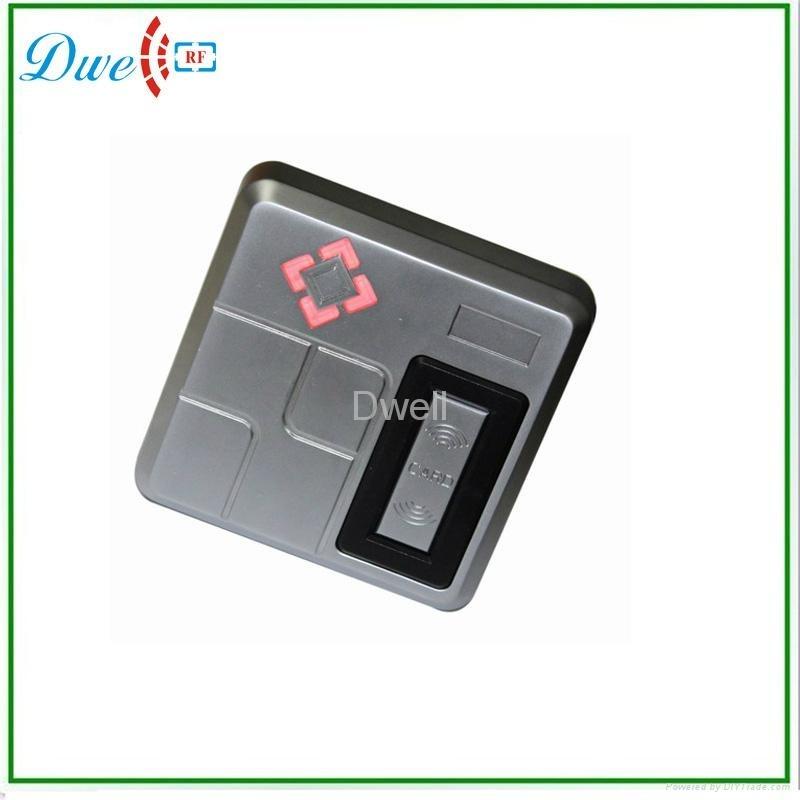 125kHz Metal Waterproof IP68 RFID Single Door Standalone Access Controller