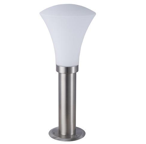 E27 Opal Glass Shade Stainless Steel Outdoor Light (5034-450)