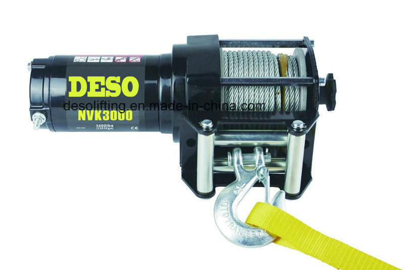 ATV/UTV Electric for Jeep Winch Made in China