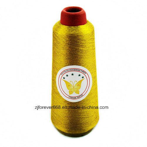 Metallic Gold Embroidery Thread Ms Type