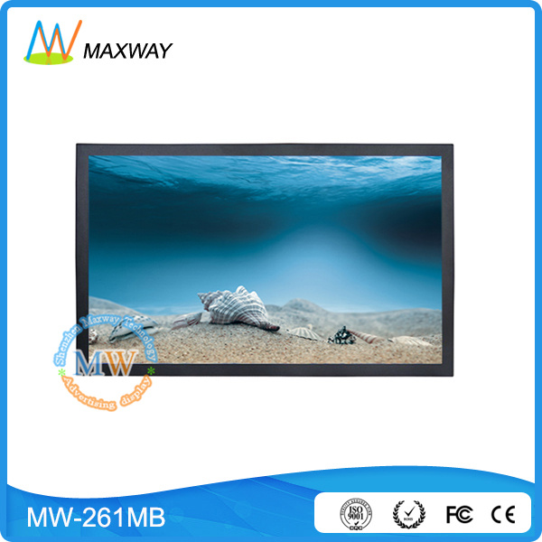 Full HD 1080P 26 Inch LCD Monitor with LED Backlit (MW-261MB)