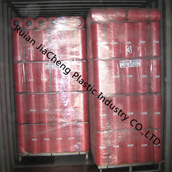 Pallet Net Wrap-Red