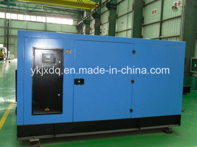 Cummins Engine 400kw /500kVA Silent Diesel Generator Set