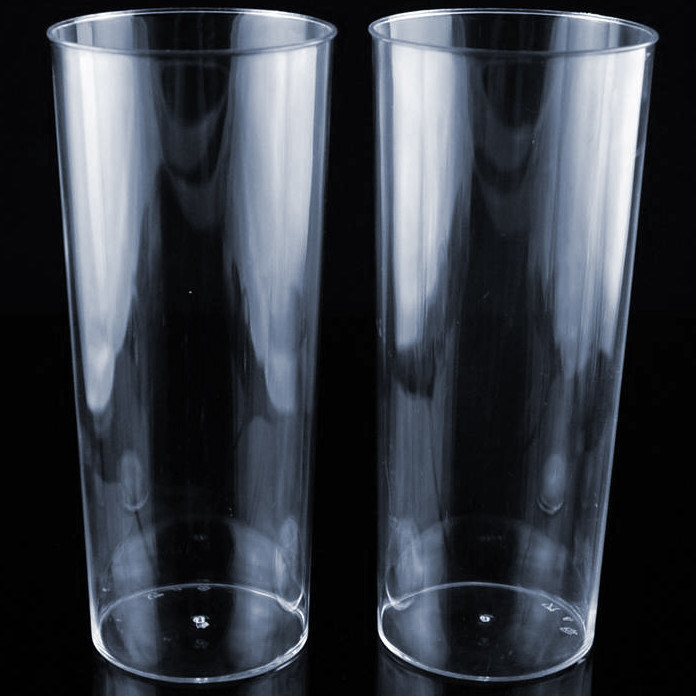 Tableware Plastic Cup Hi Ball Glasses 300ml