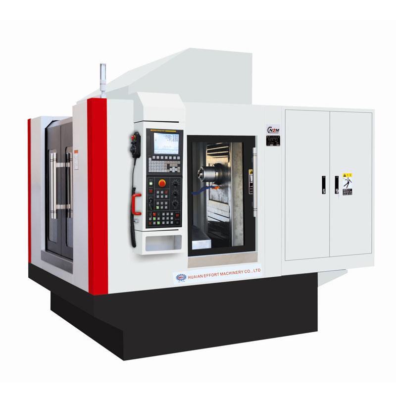 CNC Horizontal Machine Center (EC320)