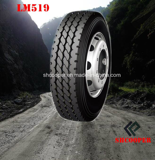 Long March Drive Tyre with 6 Sizes (LM519)