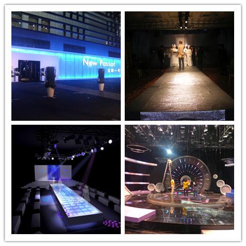 2016 New Item Zoom Profile LED DMX Theater Stage Lighting