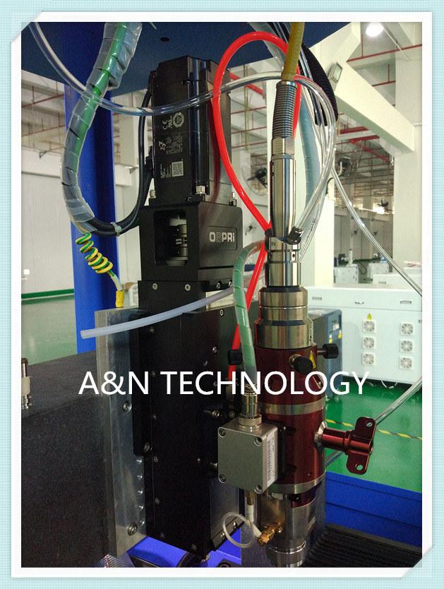 A&N 300W High Precision Fiber Laser Cutting Machine