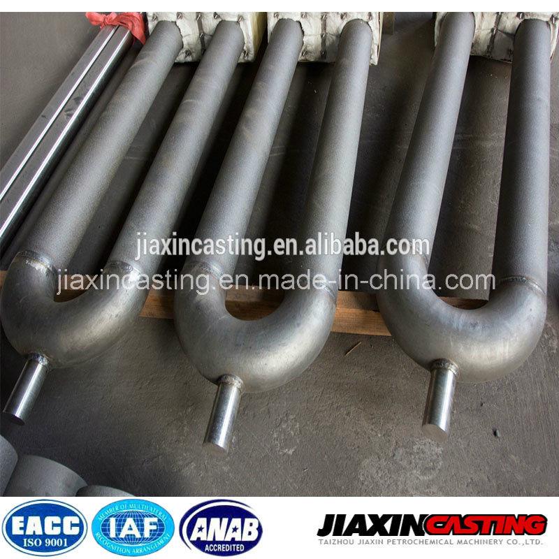Top Quality Spun Cast U Type Radiant Tubes
