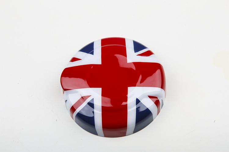 Union Jack Oil Tank Cover for Mini Cooper F56