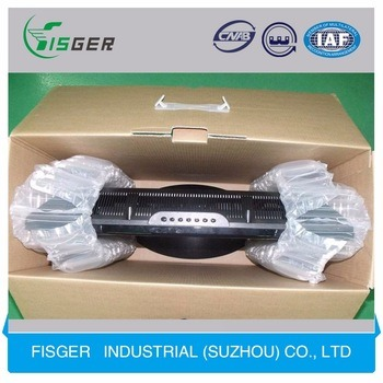 Shock Resistant Plastic Air Column Packaging for TV
