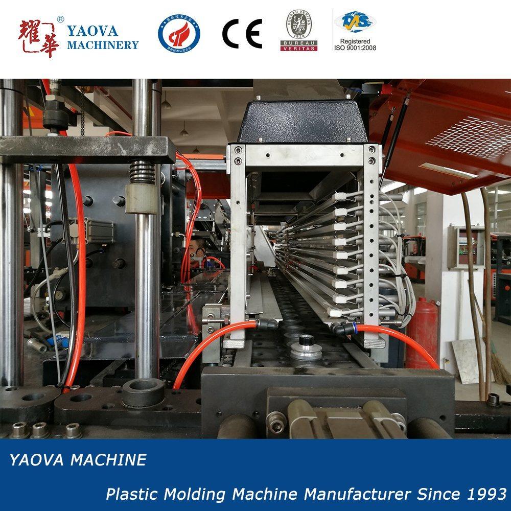 Variety Kinds of Beverage Water Bottle Plastic Molding Machine