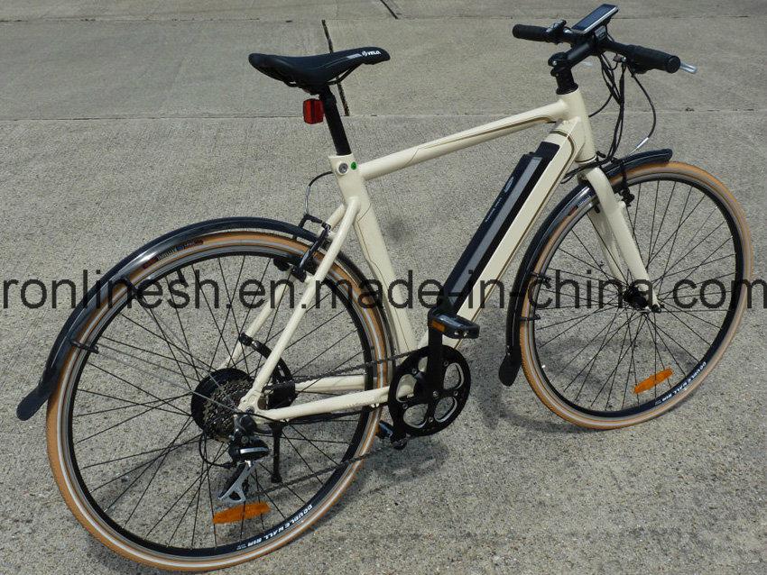 2016 Model Road Style 250W/350W/500W Electric Bicycle/Electric Bike/Pedelec/E Bike/E Bicycle Hidden Samsung Battery Ce, En15194