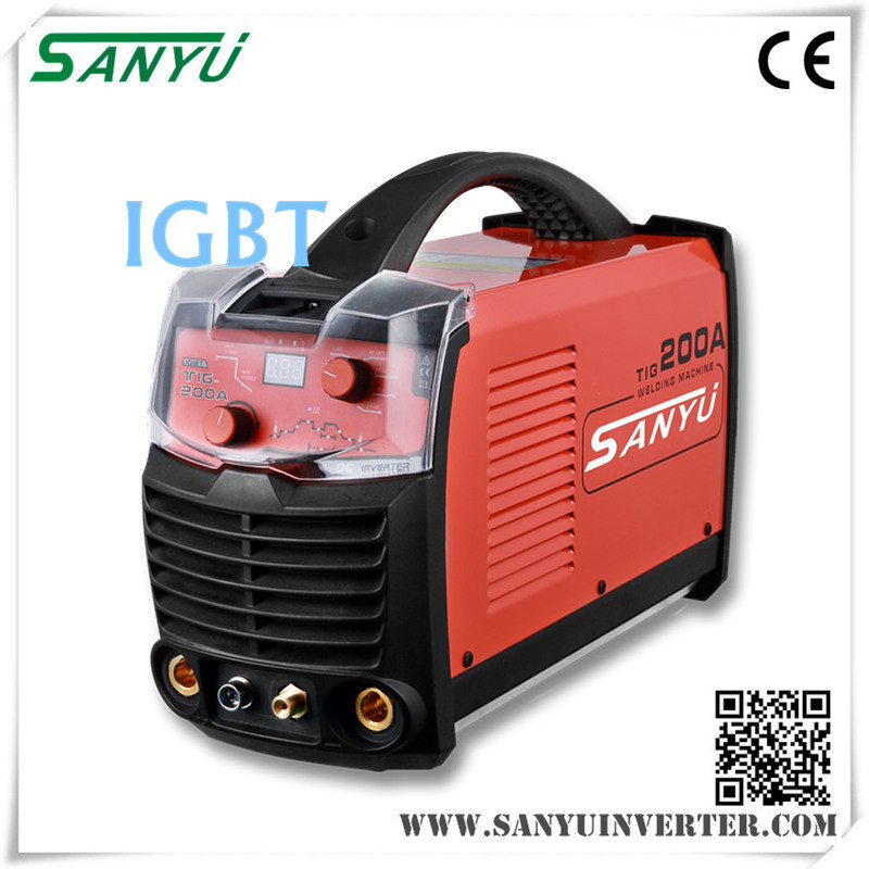 TIG-200ap Professional DC Inverter TIG IGBT Welding Machine