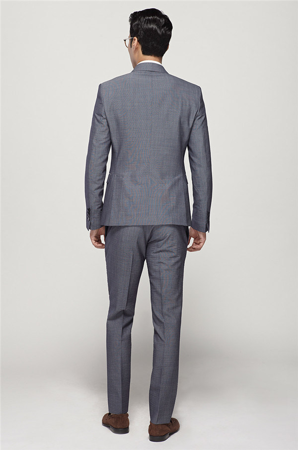 Hand Made Wool Men Fashion Clothing European Style Suits