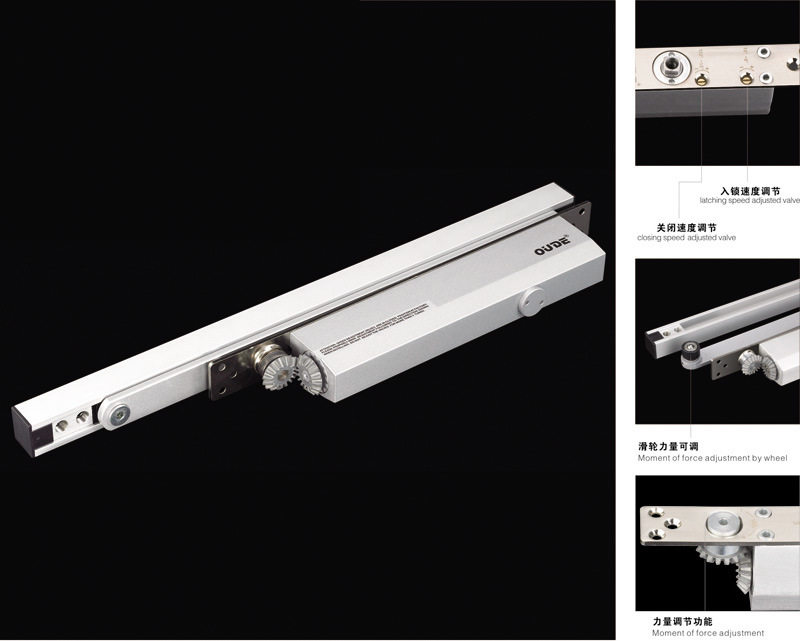 Od962-4aw Cam Action Concealed Power Adjustable Door Closer