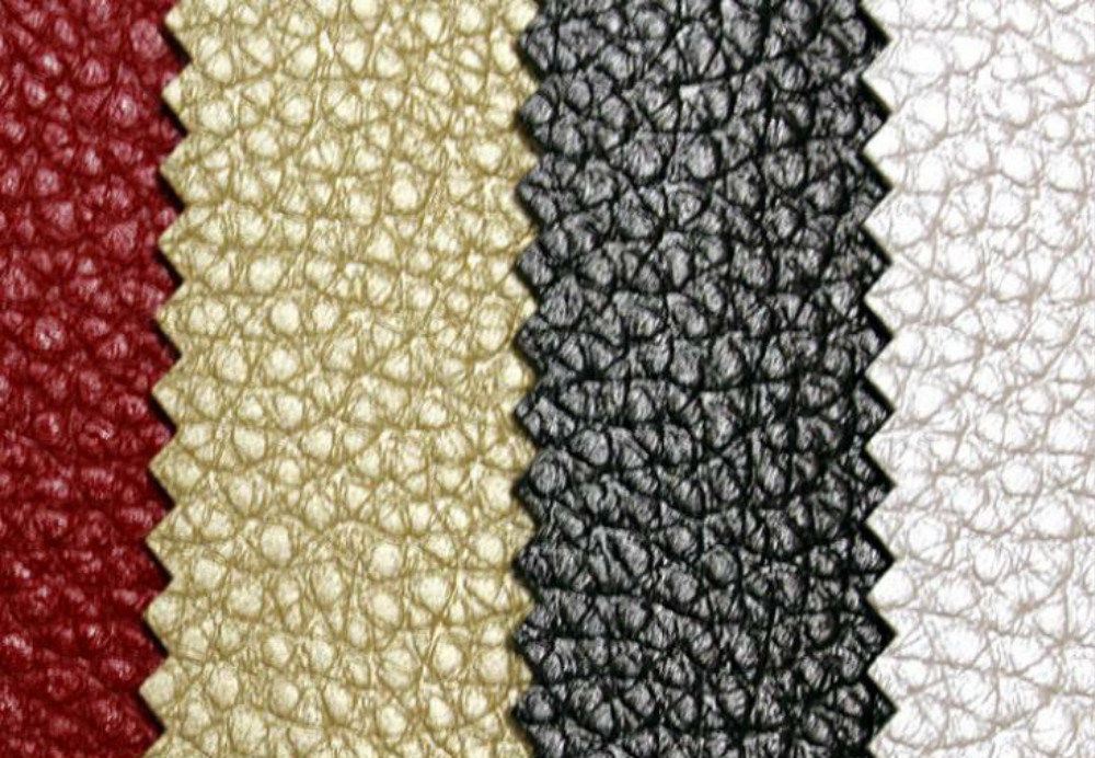 PU Synthetic Artificial Leather Fabric for Sofa Shoes