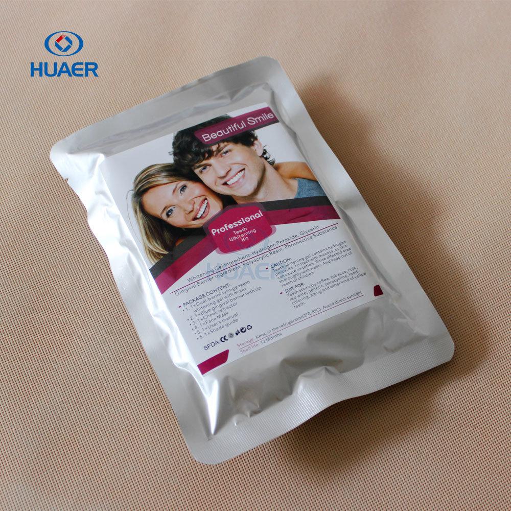 Professional Dual Barrel 35% HP Teeth Whitening Kit