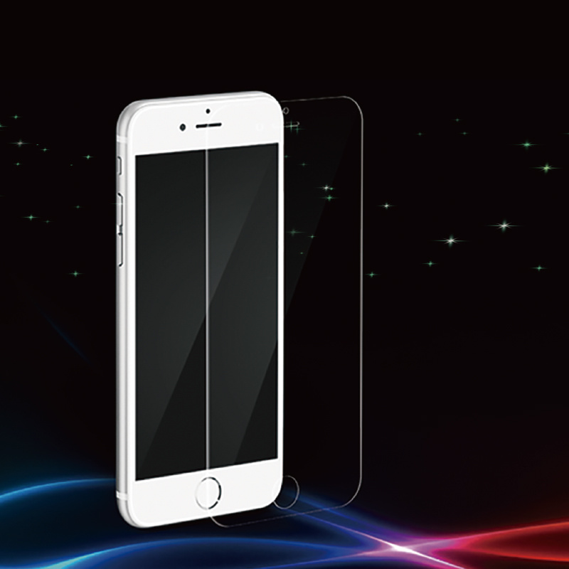 2.5D Transparent Tempered Glass Film for iPhone 6/6s/6 Plus