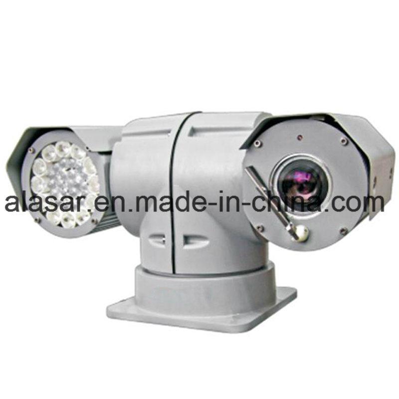 4G Vehicle-Mounted Wireless Video Surveillance Device Zoom PTZ Camera