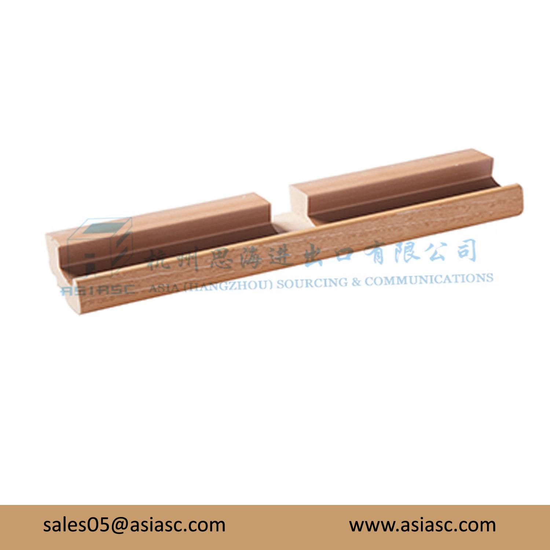Outdoor WPC Flooring / PVC Flooring Tiles