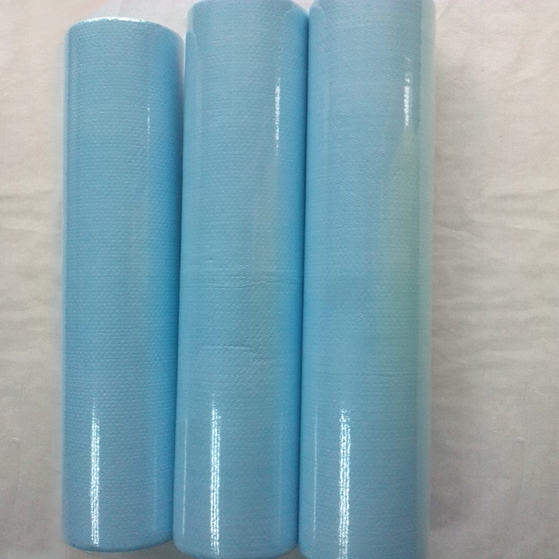 Waterproof Disposable Bed Sheet Roll for Examination Bed