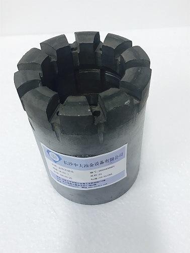 Bq Nq Hq Pq Diamond Impregnated Core Drill Bit