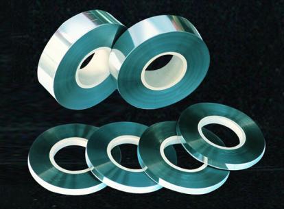 Al/Zn Metalized BOPP Capacitor Film