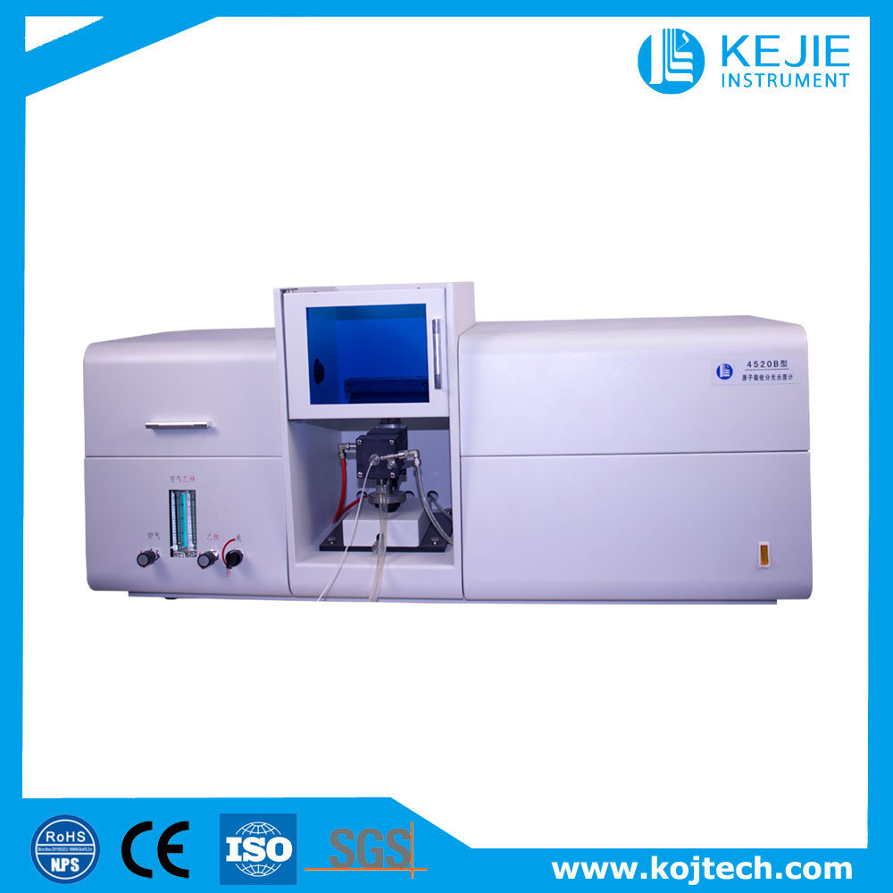(4520B) Atomic Absorption Spectrophotometer (AAS) for Metal Elements in Medicine