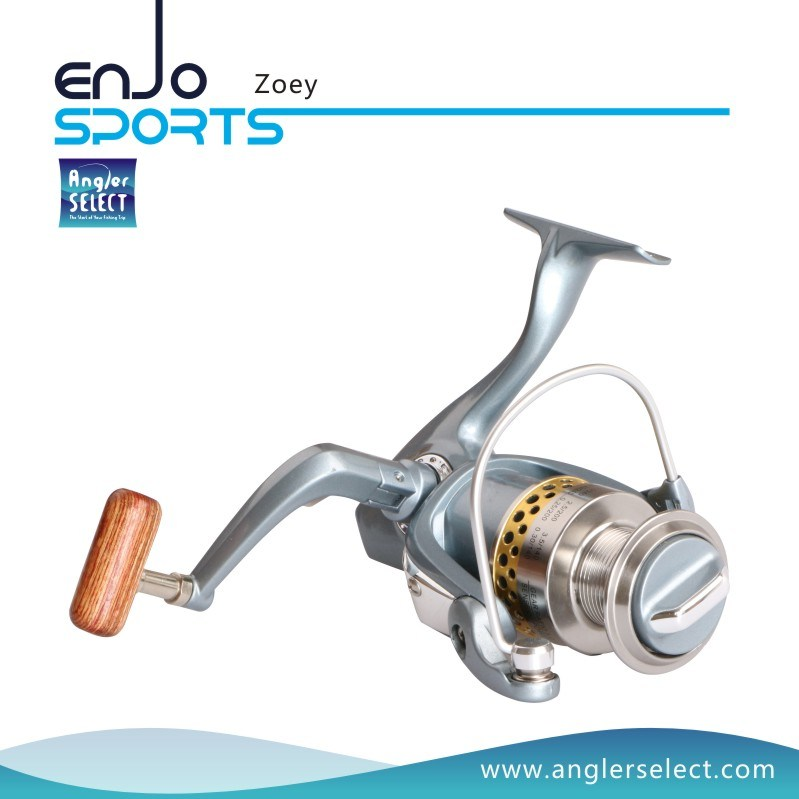 Zoey Spinning Reel Fresh Water 10+1 Bb Big Game Fishing Reel (Zoey 100)