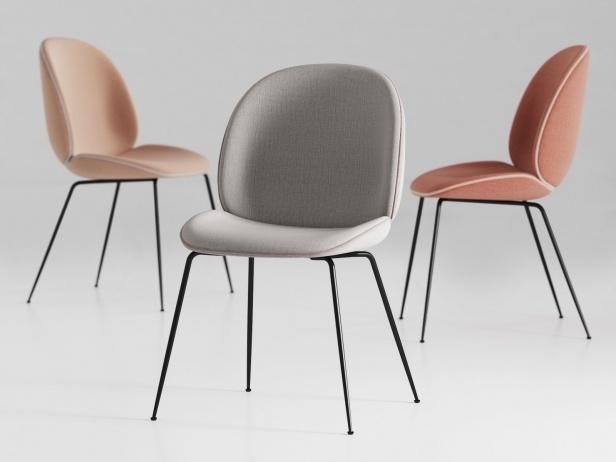 Modern Livingroom Furniture Gubi Beetle Chair
