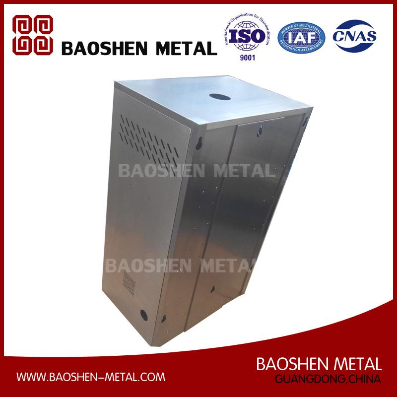 Stainless Steel Metal Production Sheet Metal Fabrication Metal Enclosure