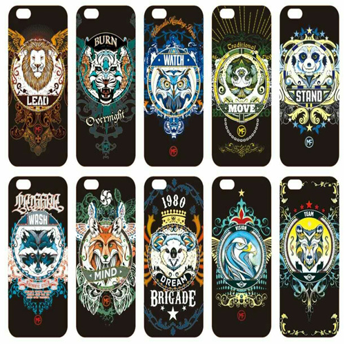 iPhone6/6s/7/7plus Totem Full Defense TPU iPhone Case