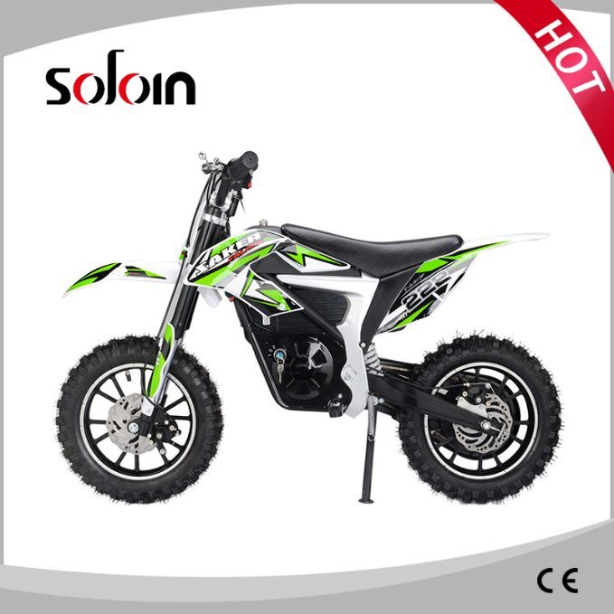 Mini 500W 36V Lithium Battery Electric Dirt Bike for Kids (SZE500B-2)