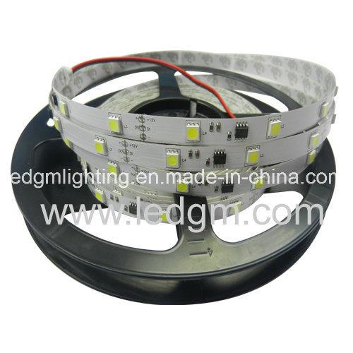2017 New Flexible Single Row LED Strip 3528 240LEDs/M DC24V
