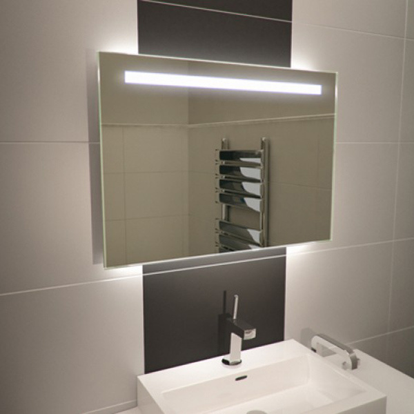 Bathroom LED Makeup Mirror Hollywood Mirror with LED Bulb