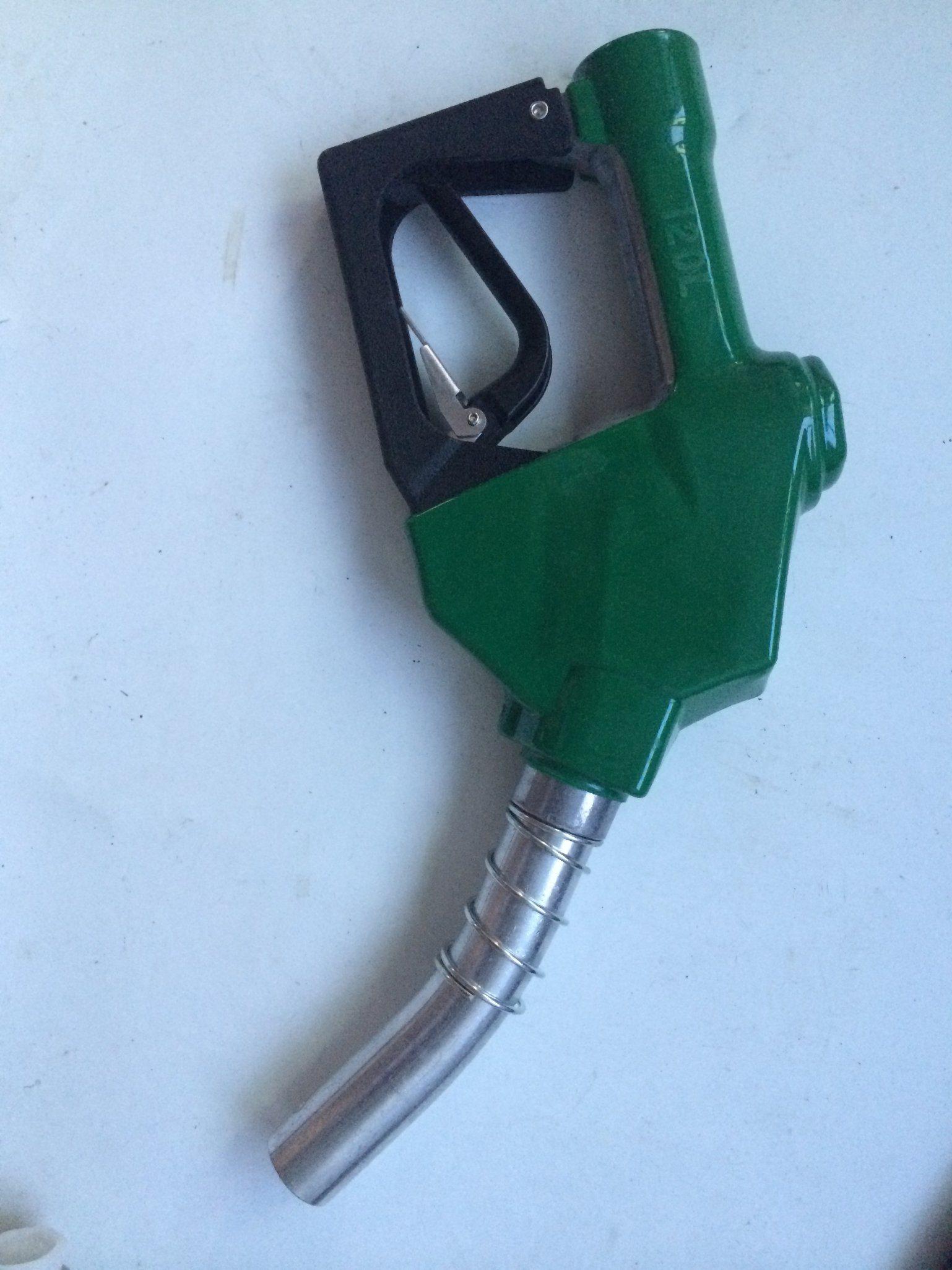 """Fuel Dispenser Accessory 1"""" Nozzle 1inch Nozzle 120 Automatic Nozzle"""