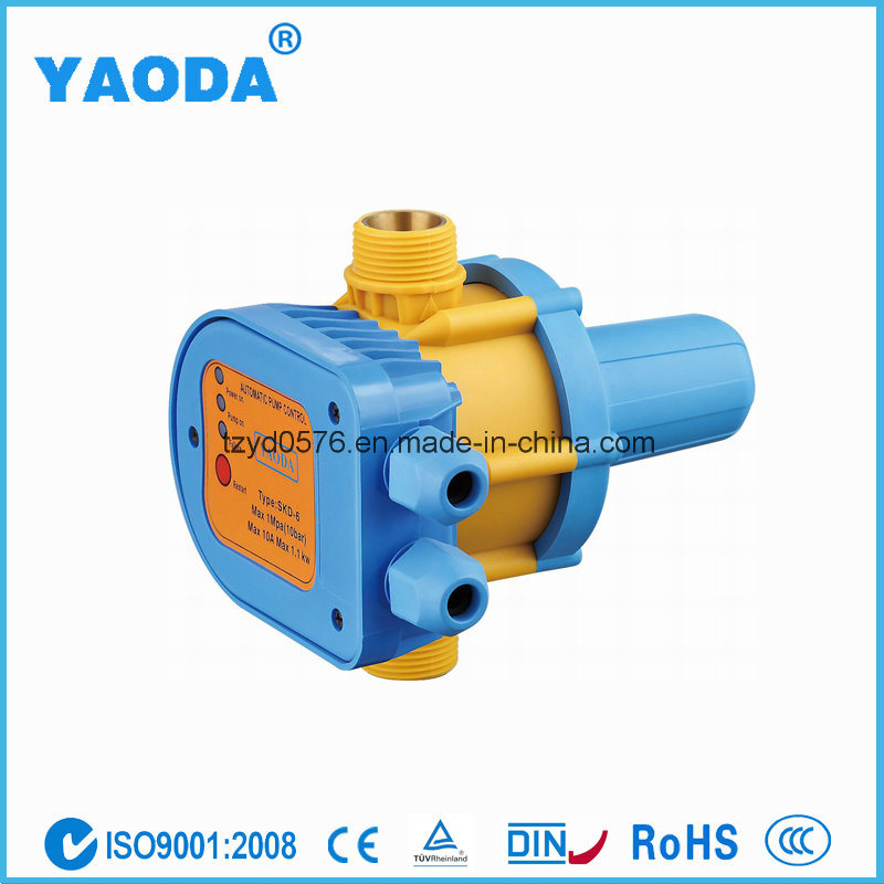 CE Approved Electronic / Automatic Pressure Control for Water Pump (SKD-6)