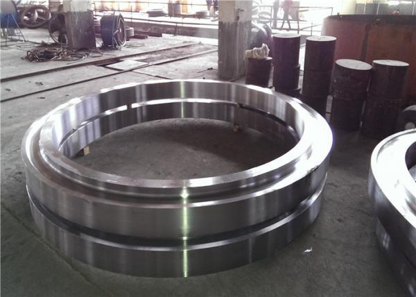 Open Die Steel Ring Forging SAE1045